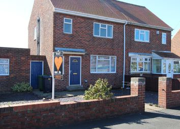 Thumbnail 2 bedroom semi-detached house to rent in Pembroke Avenue, Silksworth, Sunderland