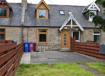 Thumbnail 3 bed terraced house to rent in Ashgrove Cottages, Elgin, Moray