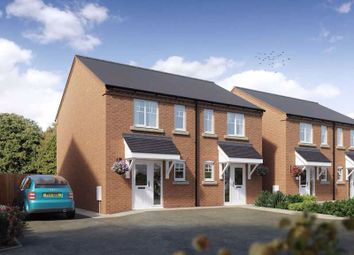 Thumbnail 2 bed semi-detached house for sale in Celtic Cross Drive, Pesnett