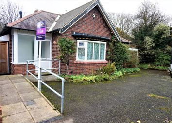 Thumbnail 3 bed detached bungalow for sale in Devonshire Drive, West Bromwich