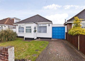Thumbnail 2 bedroom detached bungalow for sale in Chandos Avenue, Poole, Dorset