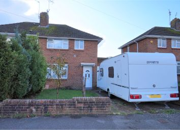 Thumbnail 3 bedroom semi-detached house for sale in Kitchener Crescent, Poole