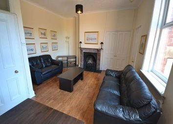 Thumbnail 4 bed flat to rent in Fairfield Road, Jesmond, Newcastle Upon Tyne