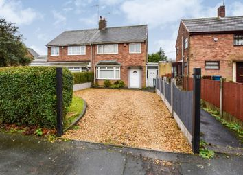 2 bed semi-detached house for sale in Ridgway Drive, Blythe Bridge, Stoke-On-Trent ST11