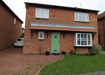 Thumbnail 4 bed detached house for sale in Whitburn Close, Langley Park, Durham
