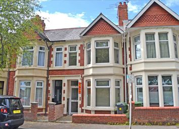 3 bed terraced house for sale in New Zealand Road, Heath/Gabalfa, Cardiff CF14