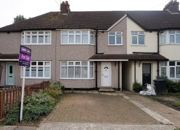 Thumbnail 3 bedroom terraced house for sale in Yarwood Road, Chelmsford
