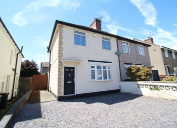 Thumbnail 3 bed semi-detached house for sale in Hanbury Road, Bedworth