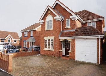 Thumbnail 4 bed detached house for sale in Hobby Close, Meir Park, Stoke-On-Trent, Staffordshire
