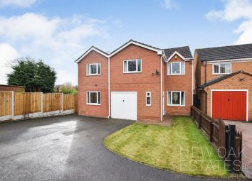 Thumbnail 5 bed detached house for sale in Colliers Way, Clay Cross, Chesterfield