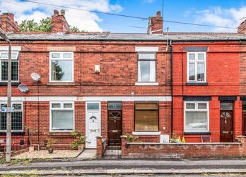Thumbnail 2 bed terraced house for sale in Brighton Grove, Sale, Trafford, Greater Manchester