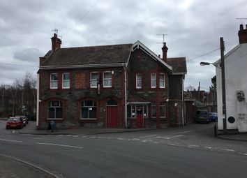 Thumbnail Pub/bar for sale in Freehold, 3 Heywood Road, Pill