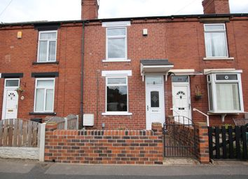 Thumbnail 2 bed terraced house for sale in Longacre, Castleford