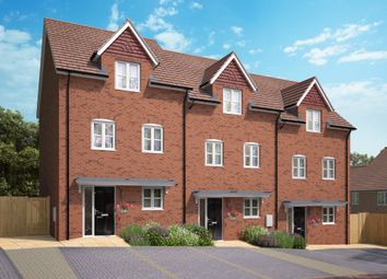 "Thumbnail 3 bed end terrace house for sale in ""The Penshurst"" at London Road, Westerham"