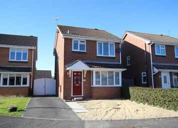 Thumbnail 3 bed detached house for sale in Blenheim Way, Portishead, North Somerset