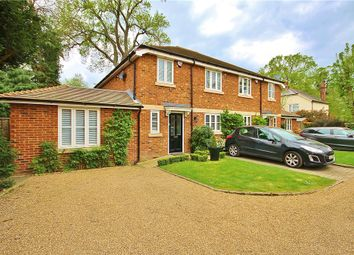 Thumbnail 3 bed semi-detached house to rent in Copse Mews, St. Marys Road, Weybridge, Surrey