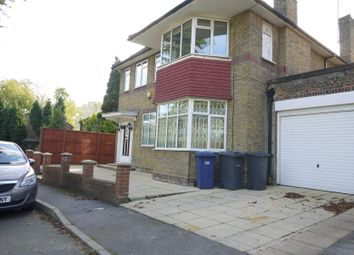 Thumbnail 6 bed detached house for sale in Garrick Drive, London