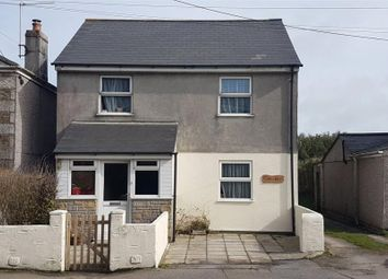Thumbnail 3 bed detached house for sale in Higher Broad Lane, Redruth, Cornwall