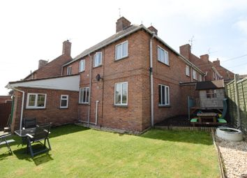 Thumbnail 3 bed terraced house for sale in Burrowfield Close, Bruton