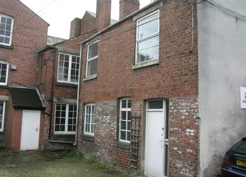 Thumbnail 1 bed flat to rent in High Street, Congleton
