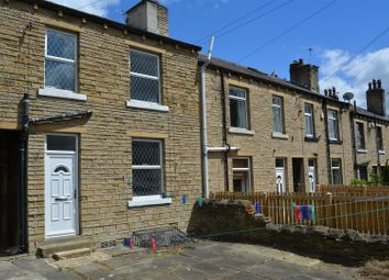 Thumbnail 1 bed terraced house for sale in Corby Street, Huddersfield