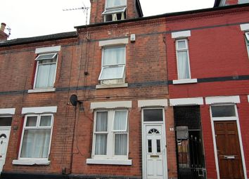 Thumbnail 4 bed terraced house for sale in Westwood Road, Sneinton