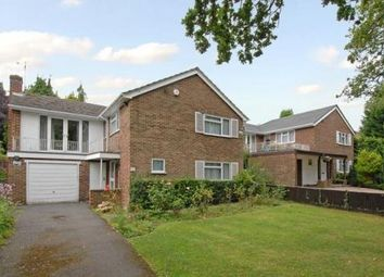 Thumbnail 3 bed detached house to rent in Western Avenue, Woodley, Reading