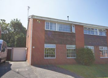 Thumbnail 4 bed semi-detached house for sale in Holmfield, Holm Lane, Prenton