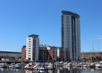 2 bed flat to rent in Trawler Road, Maritime Quarter, Swansea SA1