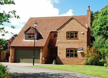 Thumbnail 5 bedroom detached house for sale in Woodside Close, Easingwold