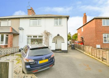Thumbnail 3 bed semi-detached house for sale in The Crescent, Breaston, Derby