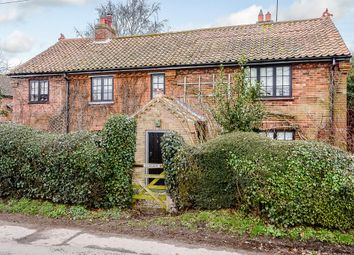 Thumbnail 4 bed detached house for sale in The Street, Erpingham, Norwich