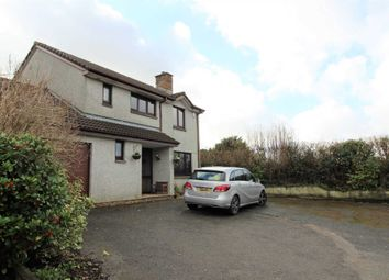 Thumbnail 4 bed property for sale in Trelawney Rise, Callington