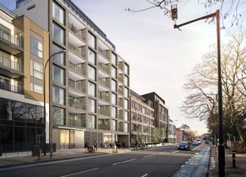 Thumbnail 1 bed flat for sale in 340A Clapham Road, London