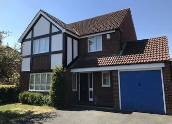Thumbnail 4 bed detached house to rent in Birchwood Close, Muxton, Telford
