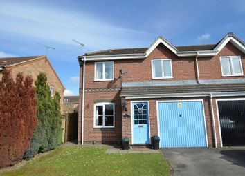 Thumbnail 3 bedroom semi-detached house for sale in Ferry Road West, Scunthorpe