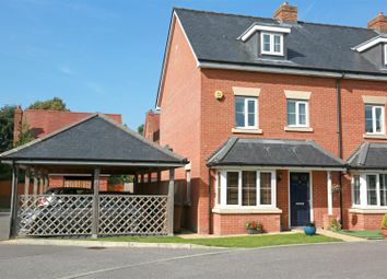Thumbnail 4 bed town house for sale in Bradley Drive, Hellingly, Hailsham
