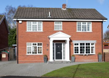 Thumbnail 4 bed detached house for sale in Jonathan Road, Trentham, Stoke-On-Trent