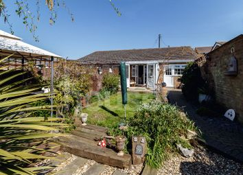Thumbnail 2 bed semi-detached bungalow for sale in The Broadway, Minster On Sea, Sheerness