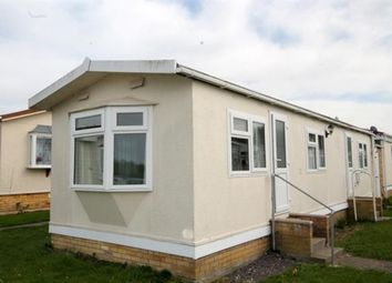 Thumbnail 1 bedroom bungalow for sale in Meadowview Park, St Osyth Road, Little Clacton