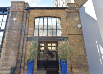 Thumbnail 2 bed mews house for sale in Barnaby Place, London