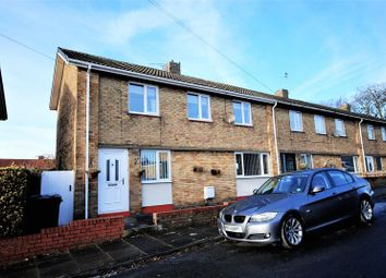 Thumbnail 3 bed terraced house for sale in West View, Pegswood, Morpeth