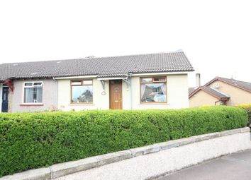 Thumbnail 2 bed semi-detached bungalow for sale in Watson Street, Cowdenbeath