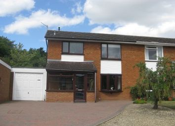 Thumbnail 3 bed semi-detached house for sale in Battenhall, Worcester