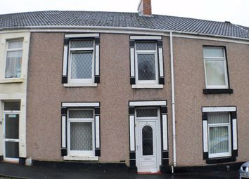 Thumbnail 4 bed terraced house for sale in Wern Terrace, Swansea