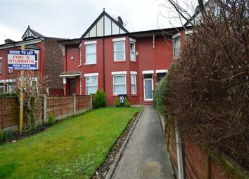 Thumbnail 5 bedroom terraced house to rent in Carill Drive, Fallowfield, Manchester, Greater Manchester