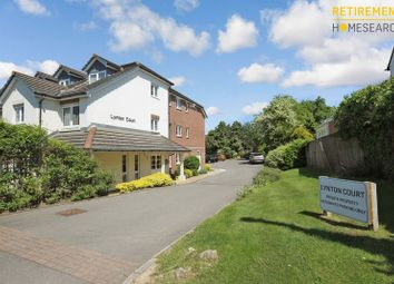 Thumbnail 1 bed flat for sale in Lynton Court, Epsom