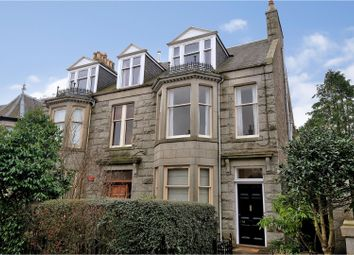 Thumbnail 2 bedroom flat for sale in Beaconsfield Place, Aberdeen