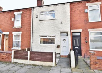 Thumbnail 2 bedroom terraced house for sale in Stelfox Street, Eccles, Manchester