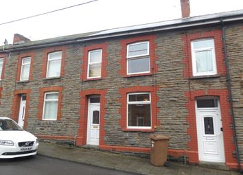 Thumbnail 3 bed terraced house for sale in James Street, Trethomas, Caerphilly